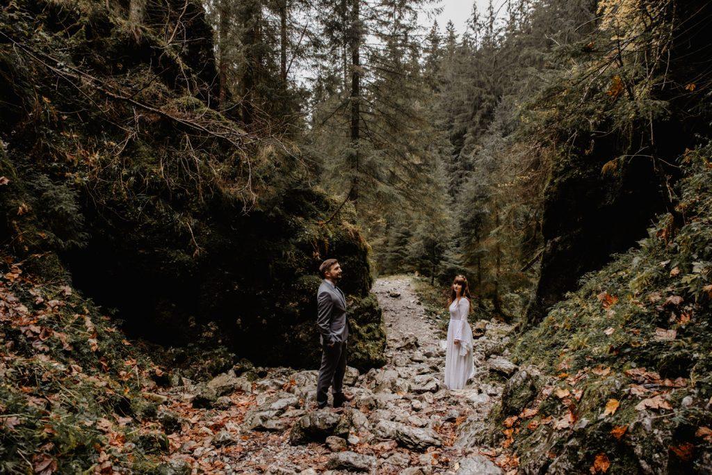 Sesja ślubna w górach 73