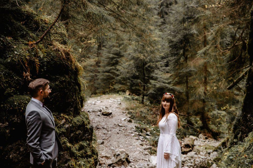 Sesja ślubna w górach 72
