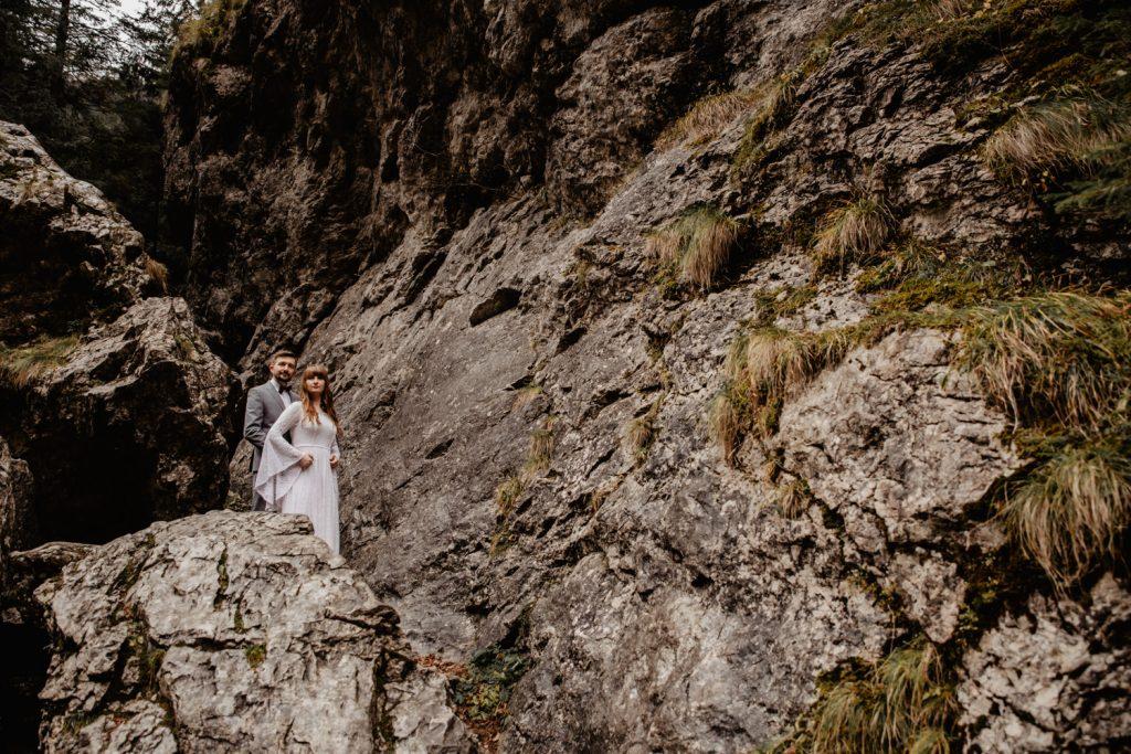 Sesja ślubna w górach 74