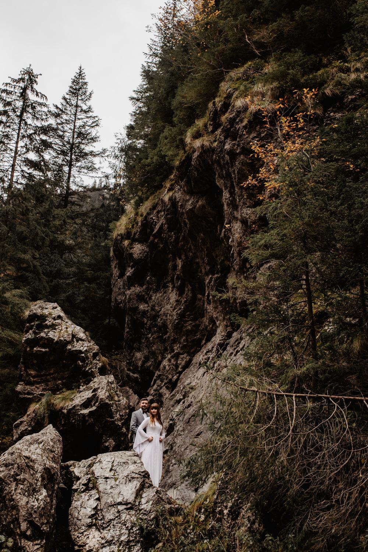 Sesja ślubna w górach 75