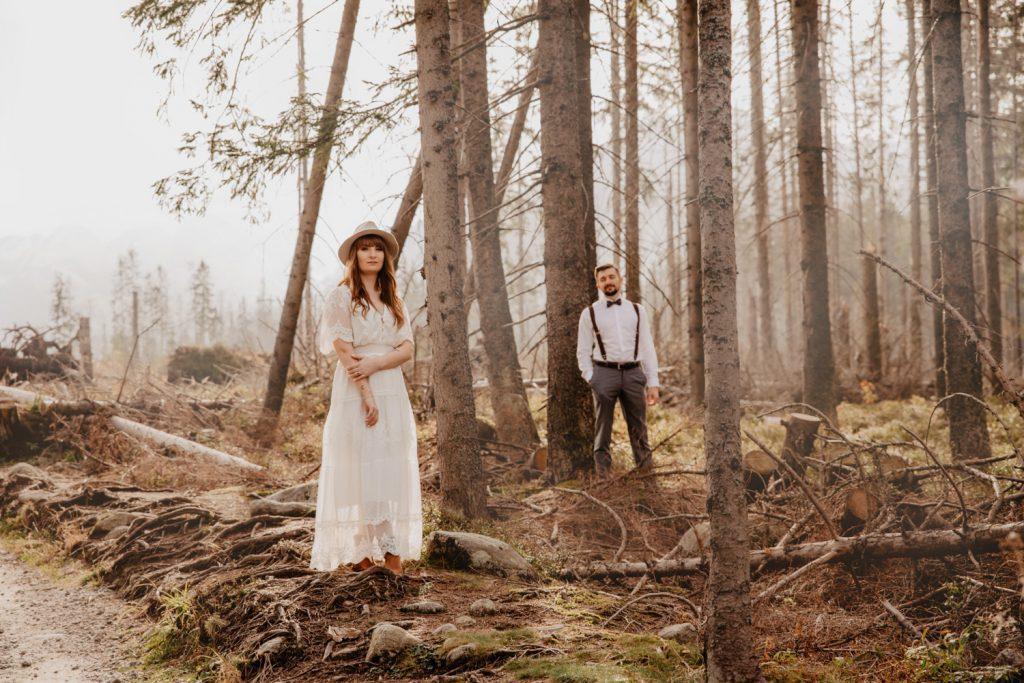 Sesja ślubna w górach 9