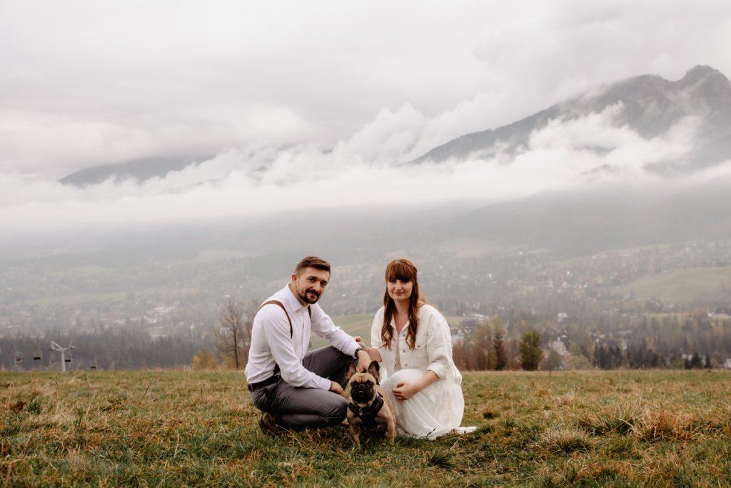 Sesja ślubna w górach 79