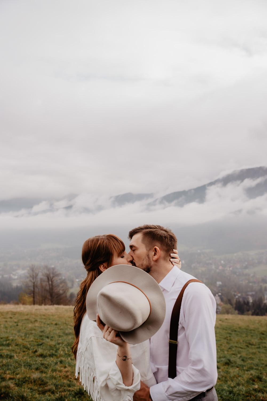 Sesja ślubna w górach 81