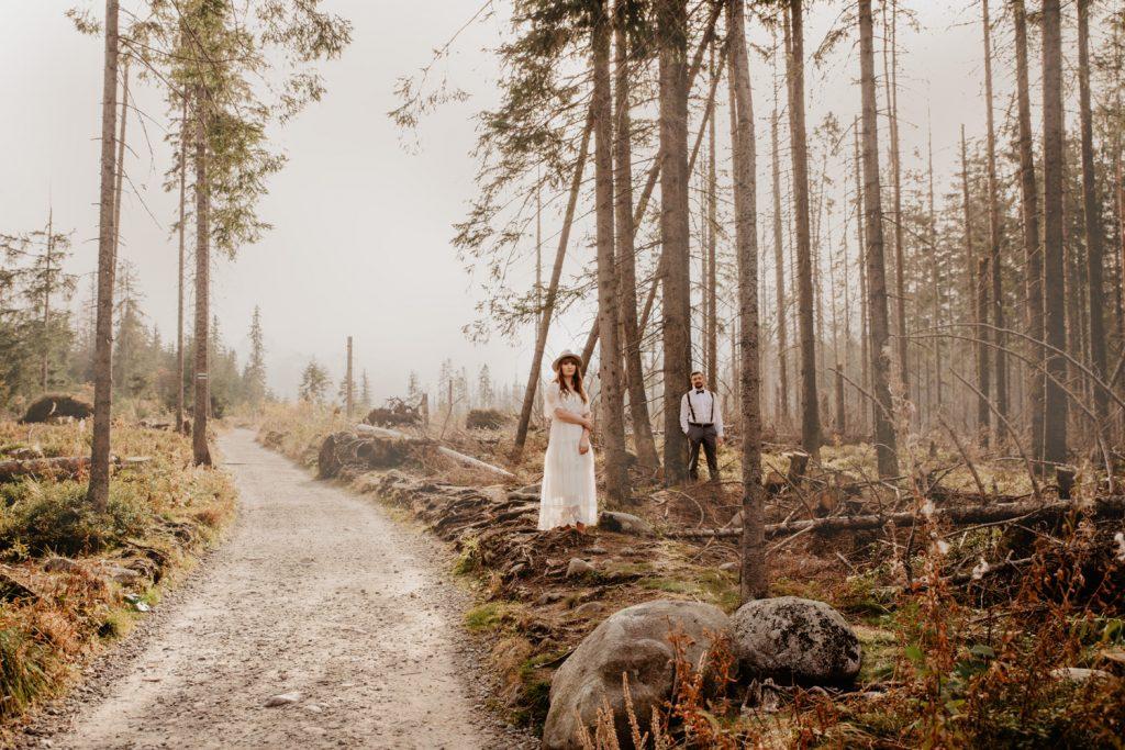 Sesja ślubna w górach 8