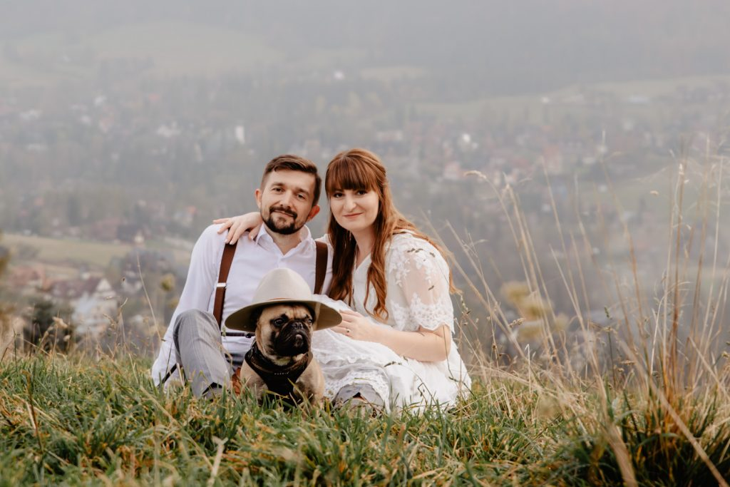 Sesja ślubna w górach 83