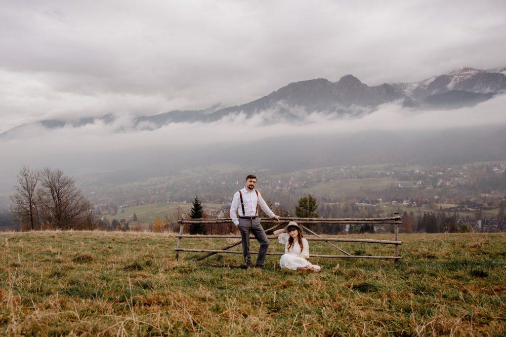 Sesja ślubna w górach 87