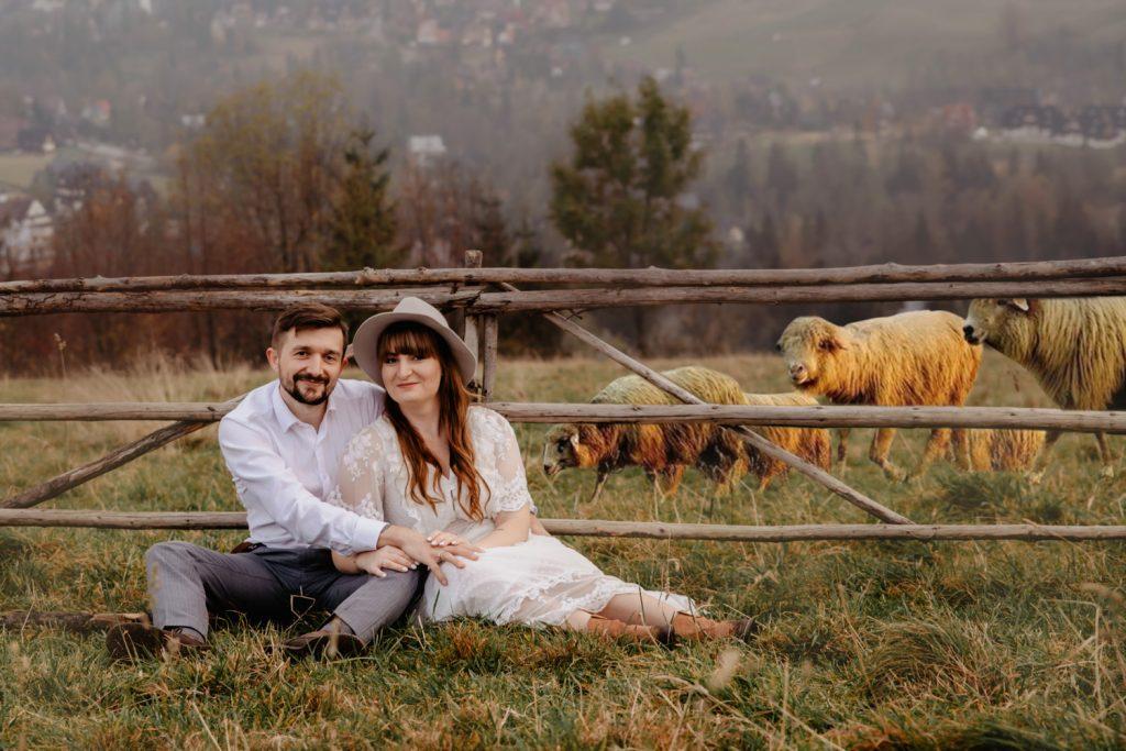 Sesja ślubna w górach 88