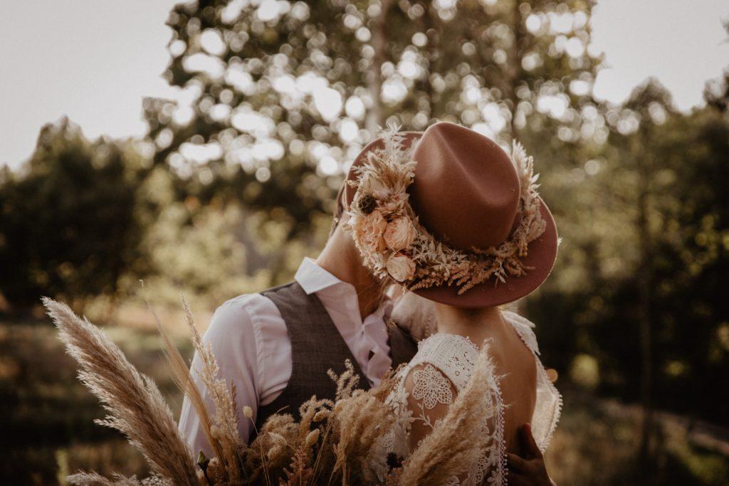 Ślub Boho | Sesja ślubna | Dom w Przepitkach 9