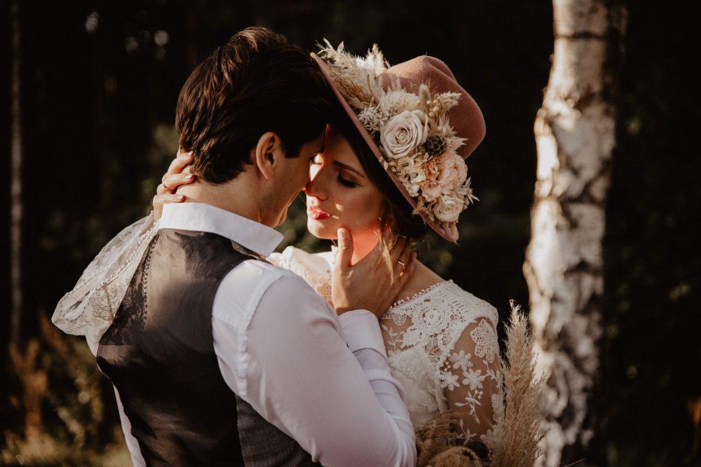 Ślub Boho | Sesja ślubna | Dom w Przepitkach 12
