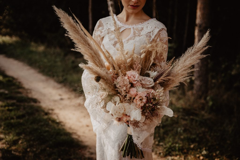 Ślub Boho | Sesja ślubna | Dom w Przepitkach 15
