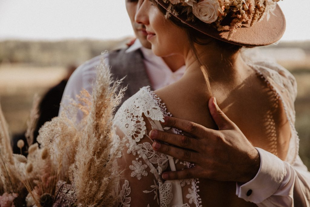 Ślub Boho | Sesja ślubna | Dom w Przepitkach 25