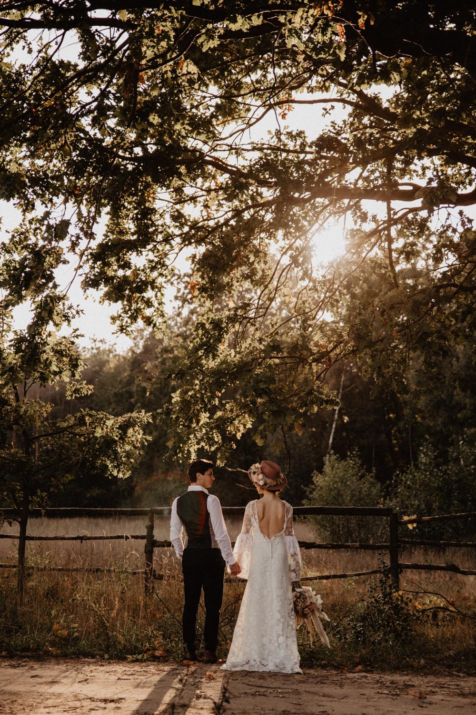 Ślub Boho | Sesja ślubna | Dom w Przepitkach 30