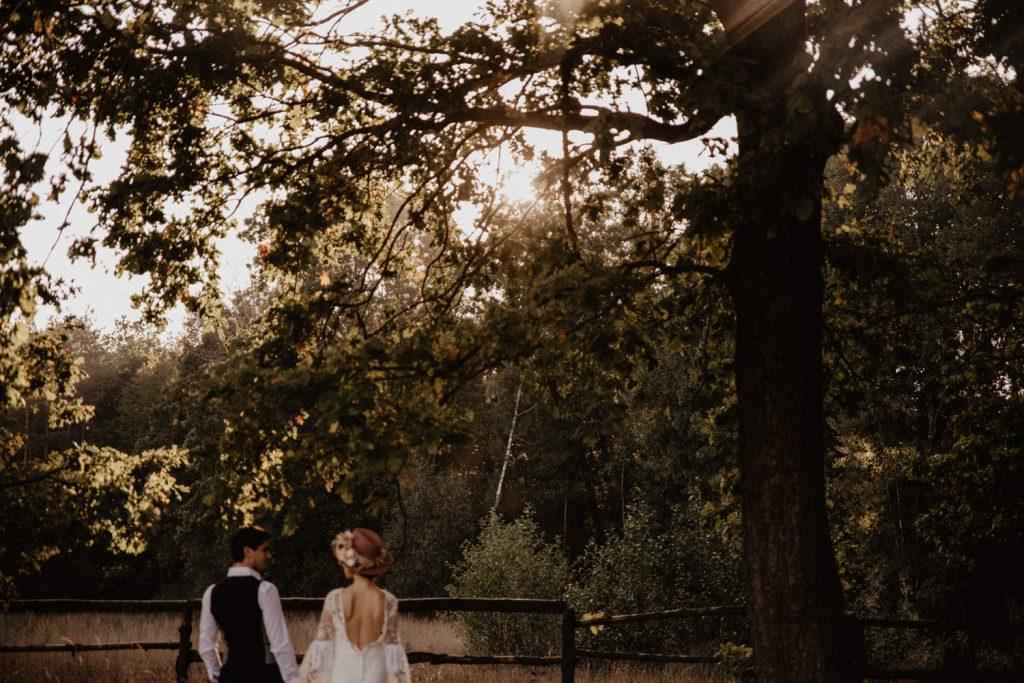 Ślub Boho | Sesja ślubna | Dom w Przepitkach 31