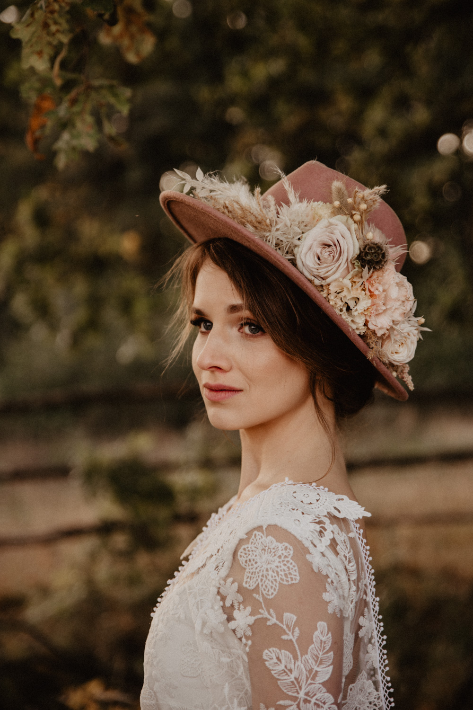 Ślub Boho | Sesja ślubna | Dom w Przepitkach 32