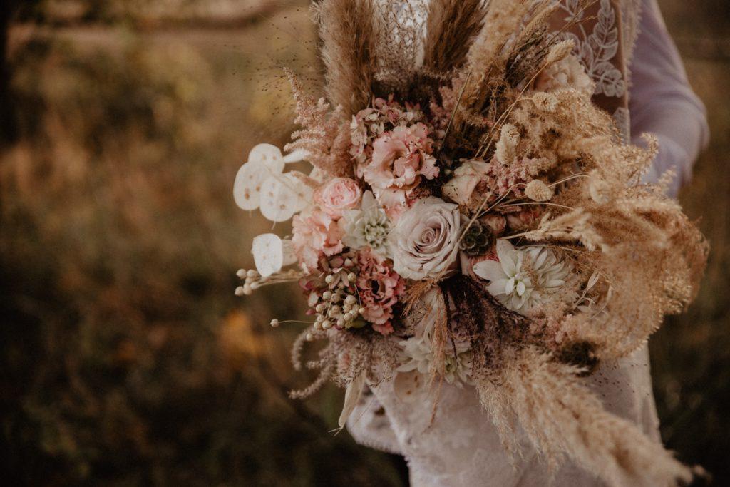 Ślub Boho | Sesja ślubna | Dom w Przepitkach 36