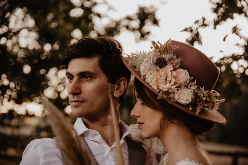 Ślub Boho | Sesja ślubna | Dom w Przepitkach 35