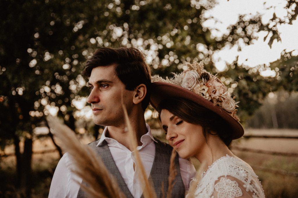 Ślub Boho | Sesja ślubna | Dom w Przepitkach 37