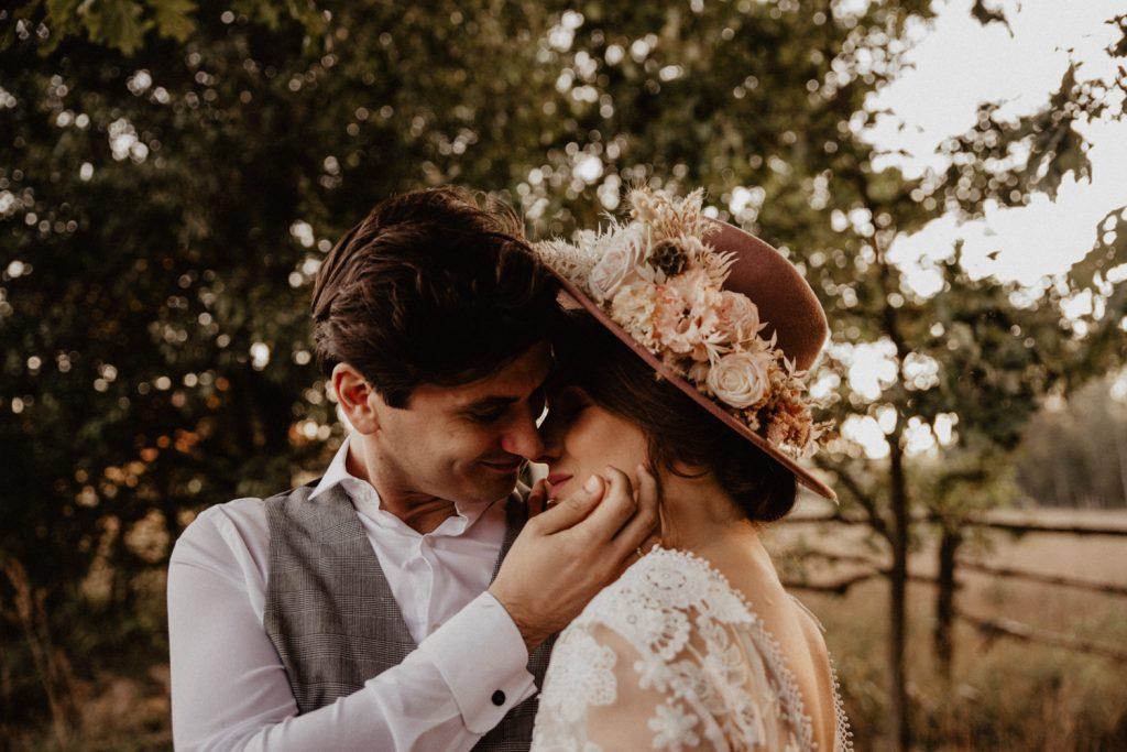 Ślub Boho | Sesja ślubna | Dom w Przepitkach 38