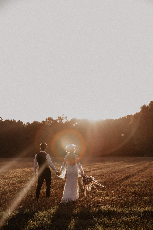 Ślub Boho | Sesja ślubna | Dom w Przepitkach 44
