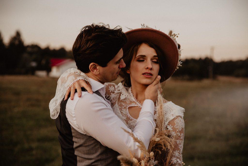Ślub Boho | Sesja ślubna | Dom w Przepitkach 53
