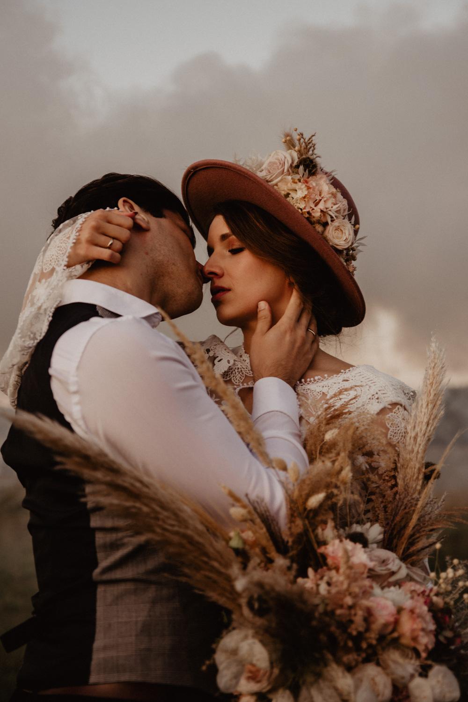 Ślub Boho | Sesja ślubna | Dom w Przepitkach 62