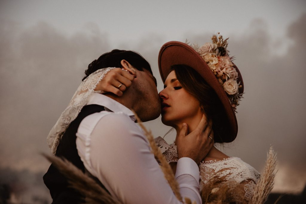 Ślub Boho | Sesja ślubna | Dom w Przepitkach 59