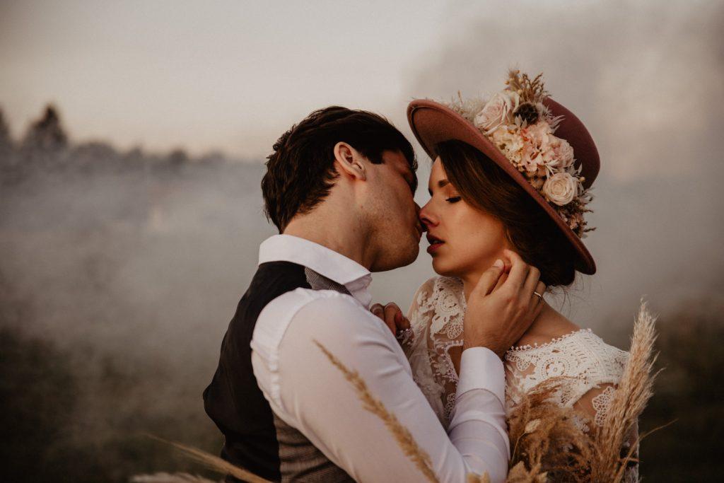 Ślub Boho | Sesja ślubna | Dom w Przepitkach 60