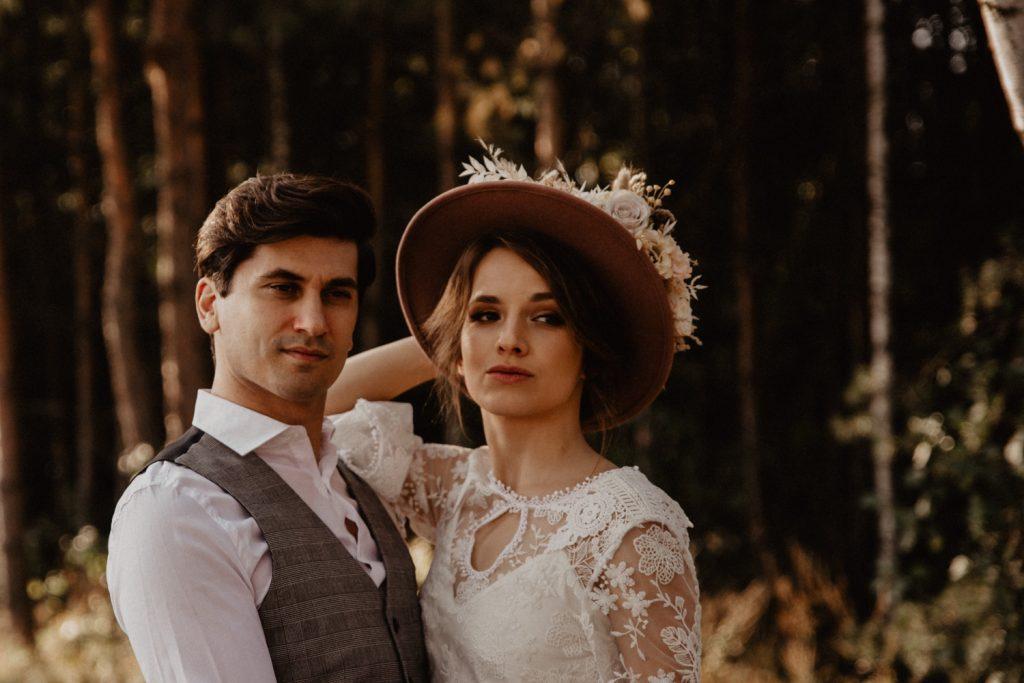 Ślub Boho | Sesja ślubna | Dom w Przepitkach 10