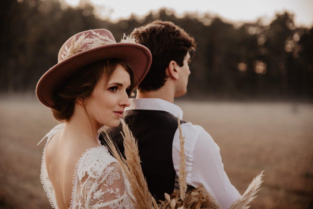 Ślub Boho | Sesja ślubna | Dom w Przepitkach 67