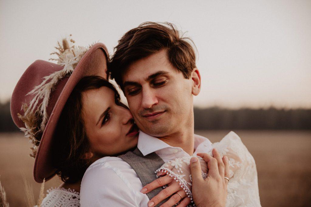 Ślub Boho | Sesja ślubna | Dom w Przepitkach 68