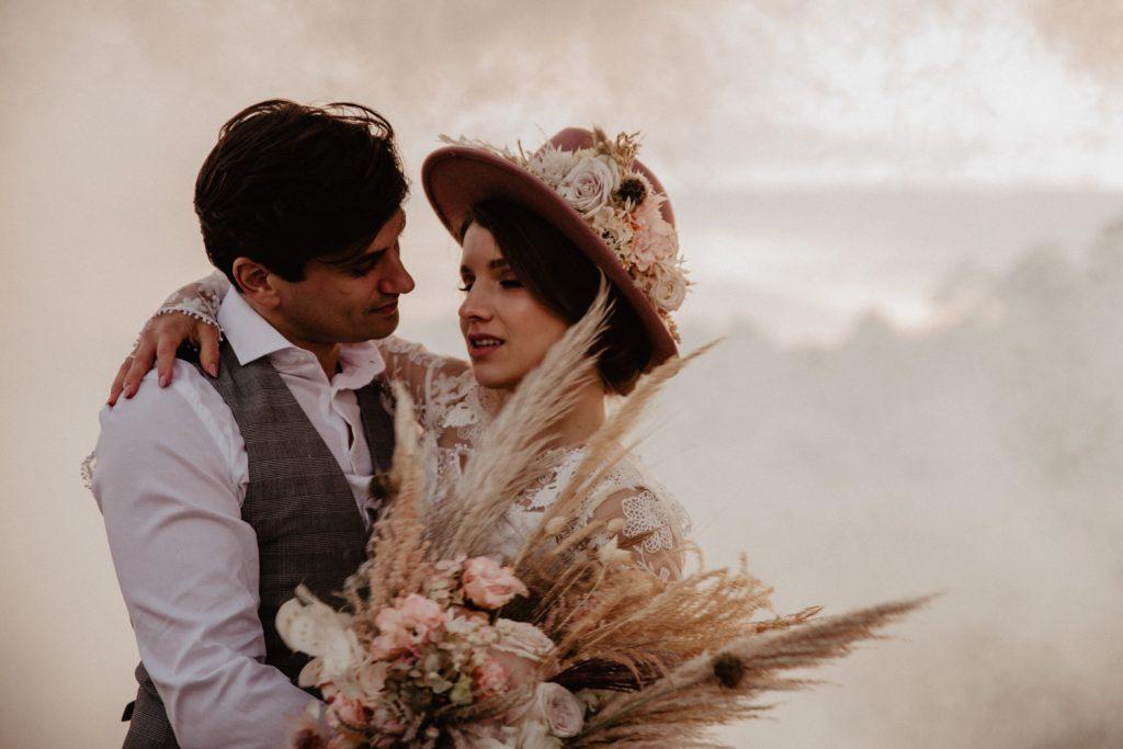 Ślub Boho | Sesja ślubna | Dom w Przepitkach 69
