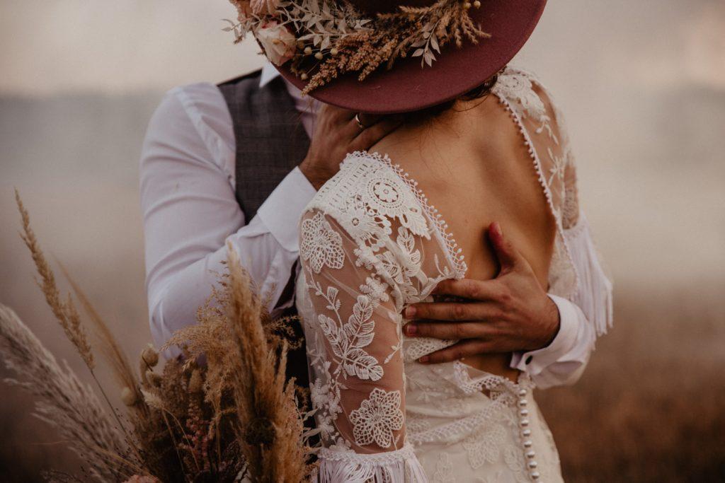 Ślub Boho | Sesja ślubna | Dom w Przepitkach 71