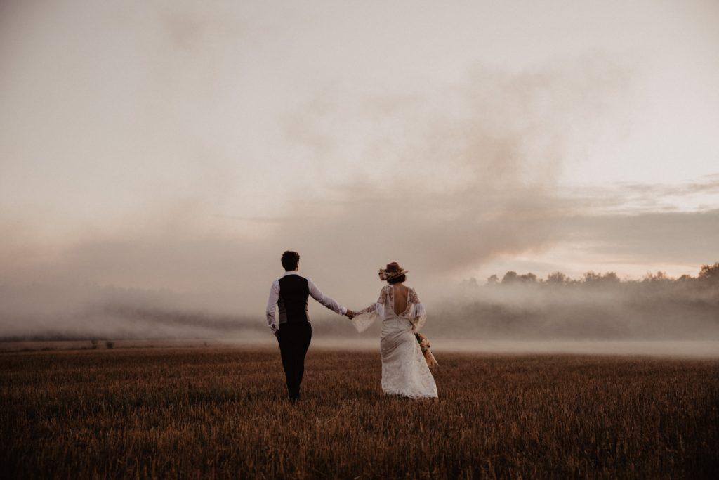 Ślub Boho | Sesja ślubna | Dom w Przepitkach 75