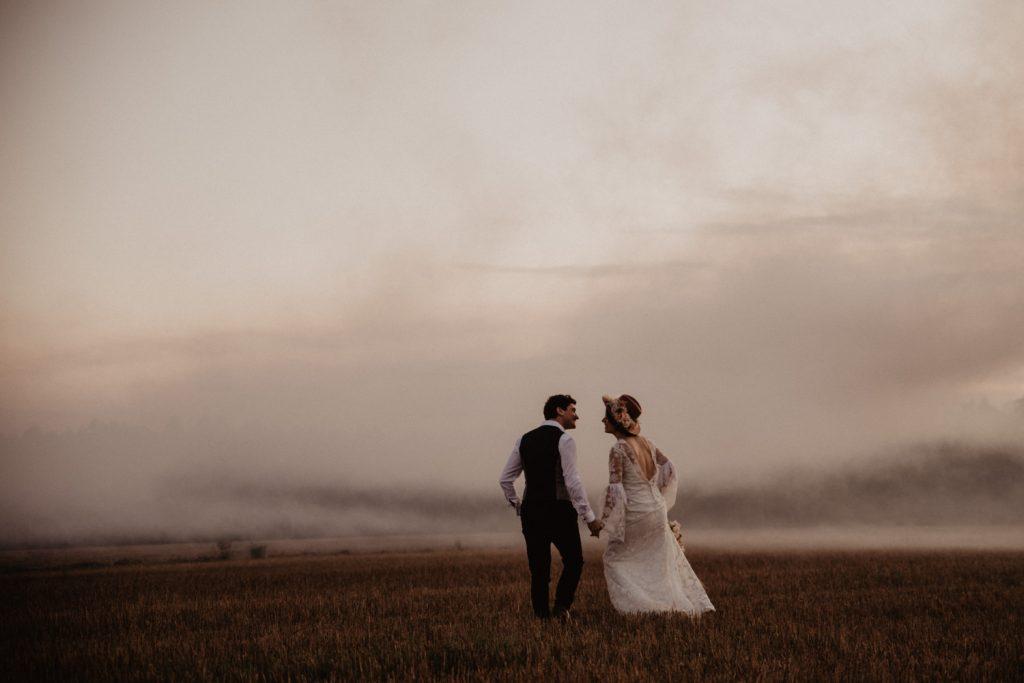 Ślub Boho | Sesja ślubna | Dom w Przepitkach 76