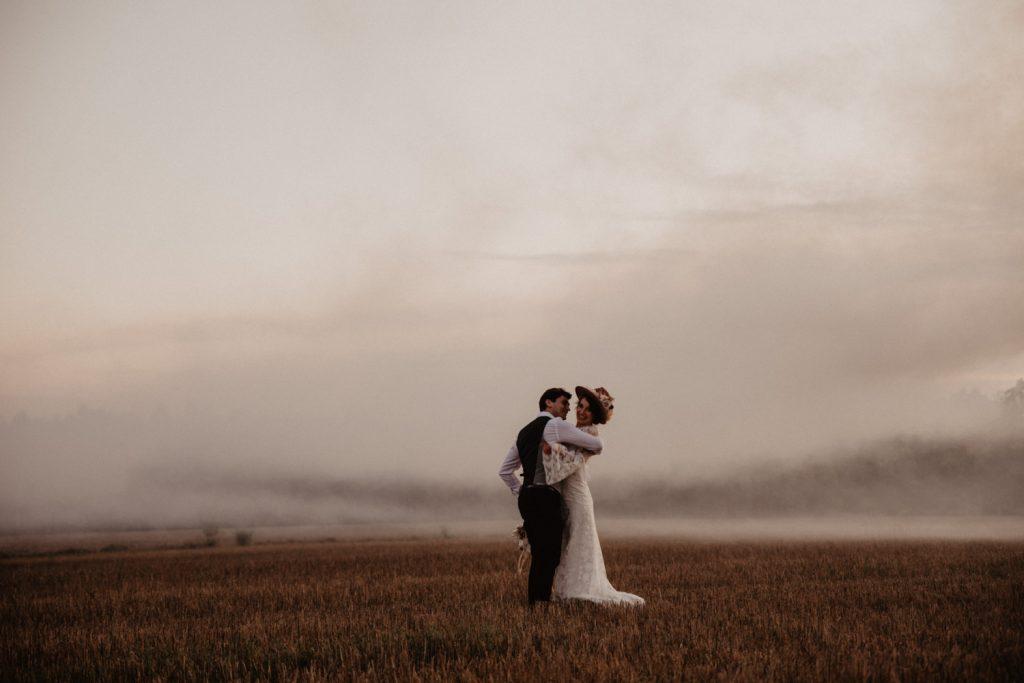 Ślub Boho | Sesja ślubna | Dom w Przepitkach 78