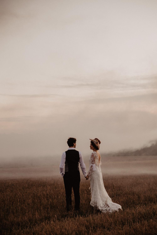 Ślub Boho | Sesja ślubna | Dom w Przepitkach 73