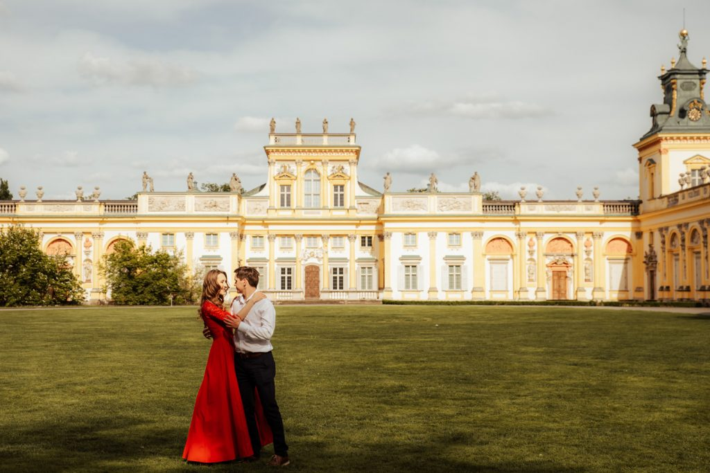 Miejsca na sesję ślubną w Warszawie i okolicach 38
