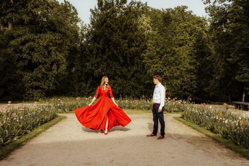 Miejsca na sesję ślubną w Warszawie i okolicach 7