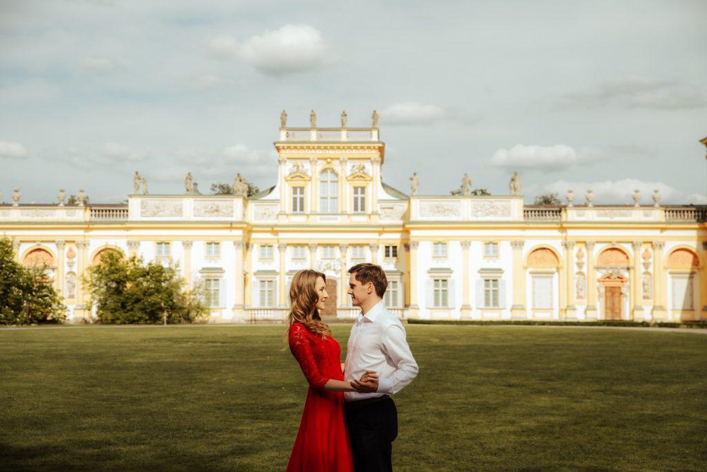Miejsca na sesję ślubną w Warszawie i okolicach 40
