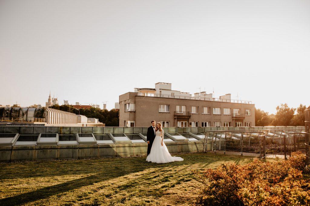 Miejsca na sesję ślubną w Warszawie i okolicach 15
